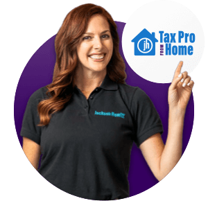 Get a Tax Pro from Home